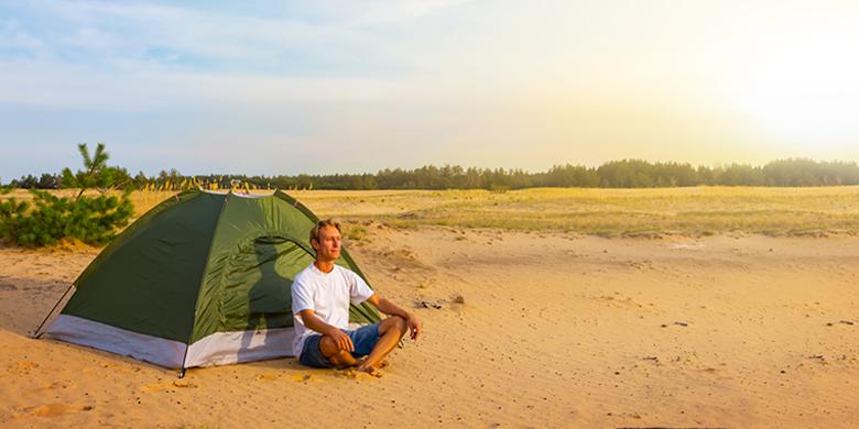 דווקא בפתח האוהל בימים הכי חמים קורים השינויים הכי גדולים