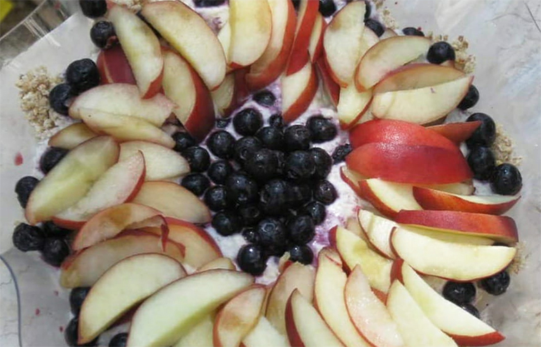 Did you know that fruit has the highest amounts of antioxidants and are the most astringent of all foods