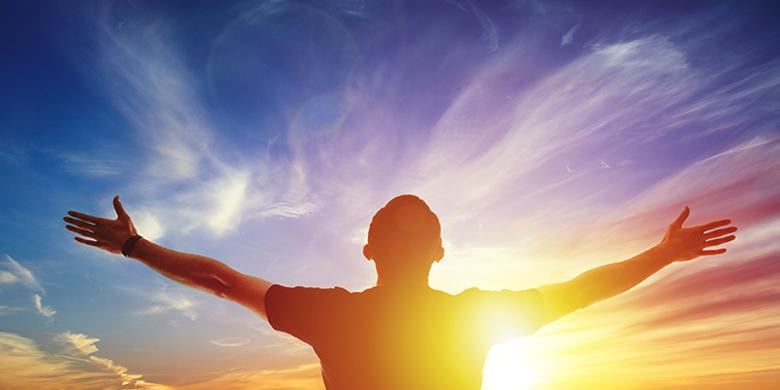 עולם הבא מסמל מושג של מודעות מוחלטת לקשר עם בורא עולם