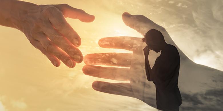 אולי החוסר שאנחנו מרגישים הוא תוצאה של הגעגועים של הנשמה שלנו לבורא עולם
